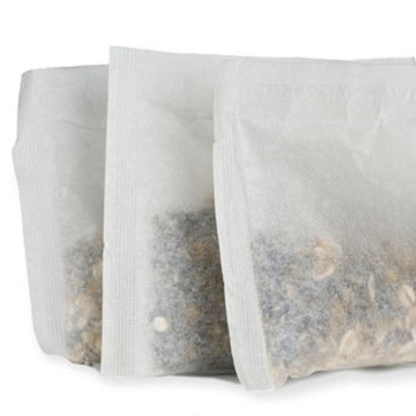 Press-N-Brew tea bags: 40 Per Pack!
