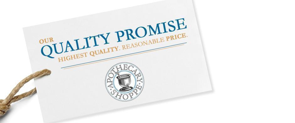 https://www.apothecary-shoppe.com/pages/the-quality-promise