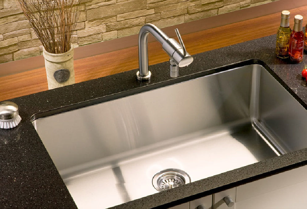 How To Choose A Kitchen Sink That Won't Make Your Heart Sink!