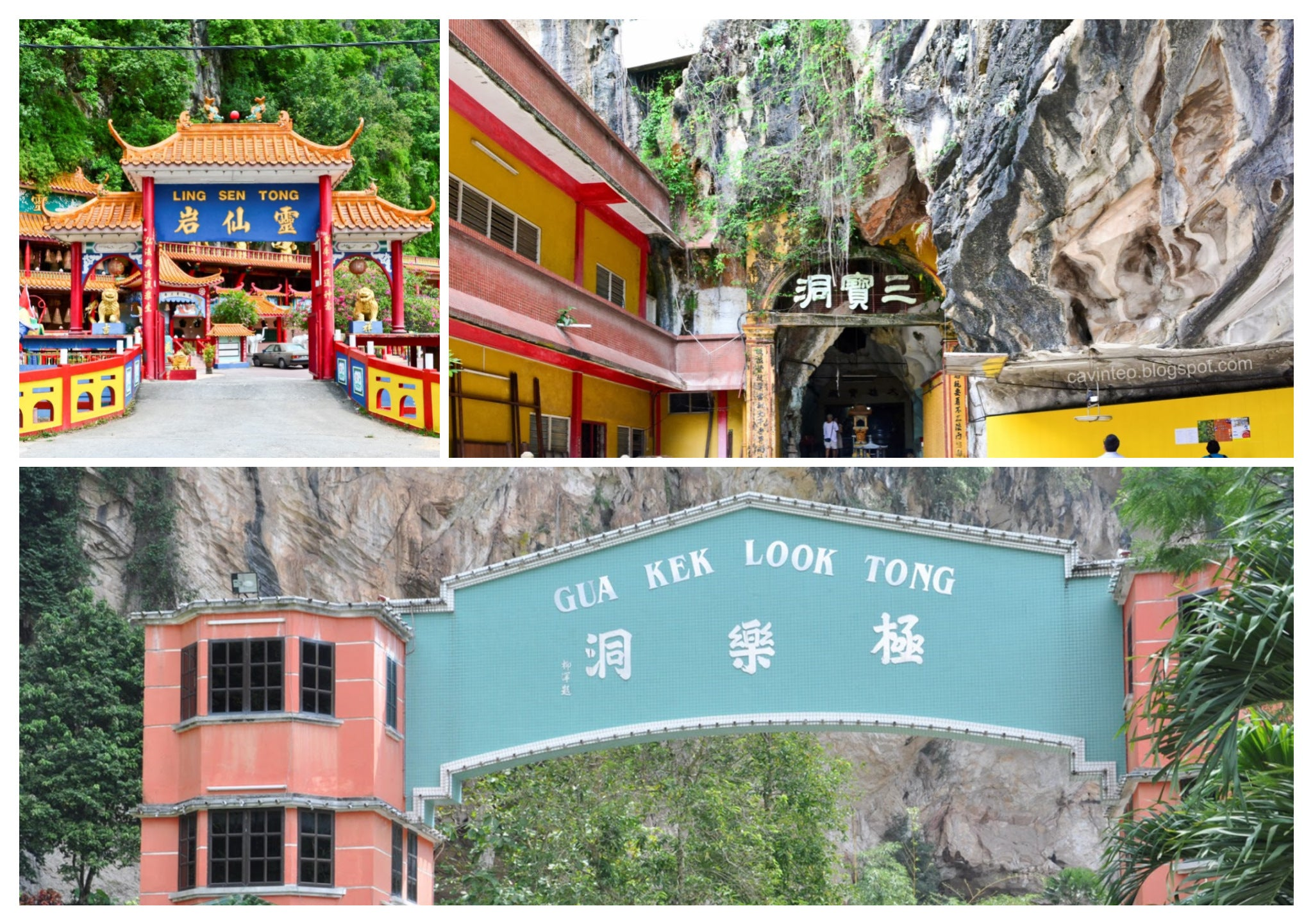 Temples in Ipoh
