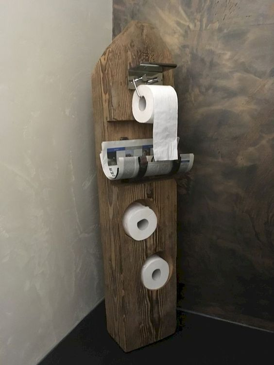 Special Toilet Paper Holder