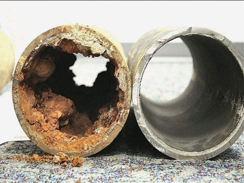 Prevent pipes from clogging
