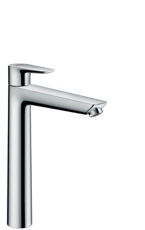 Talis E Single Lever Basin Mixer 240 with Pop-Up Waste Set 1 Tick Chrome SGP (5265655857314)