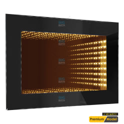Mirror With Led Light (4857344557101)