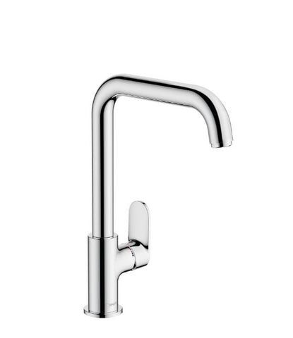 Vernis Blend Kitchen Mixer 260 with Swivel Spout