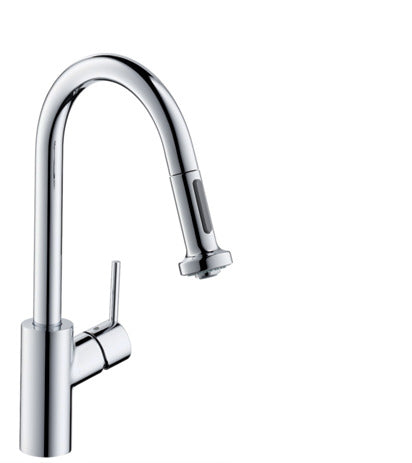 Talis M52 Single Lever Kitchen Mixer 220, Pull Out Spray, 2 Jet SGP