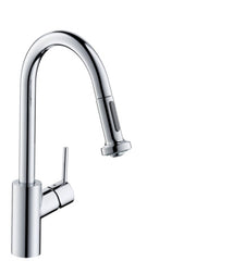 Talis M52 Single Lever Kitchen Mixer 220, Pull Out Spray, 2 Jet SGP (5265662312610)