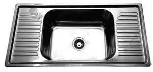Stainless Steel Sink (4809522184237)
