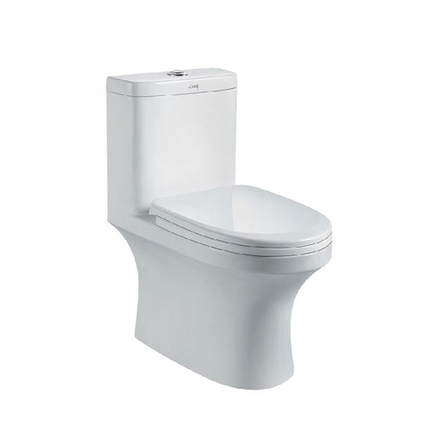 KLEOS WC Complete Set (S-250mm) - White (4809770467373)