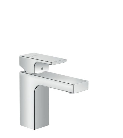 Vernis Shape Basin Mixer 100 with Pop-Up Waste