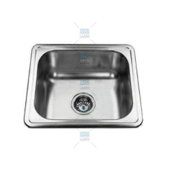 Stainless Steel Sink (4809742975021)