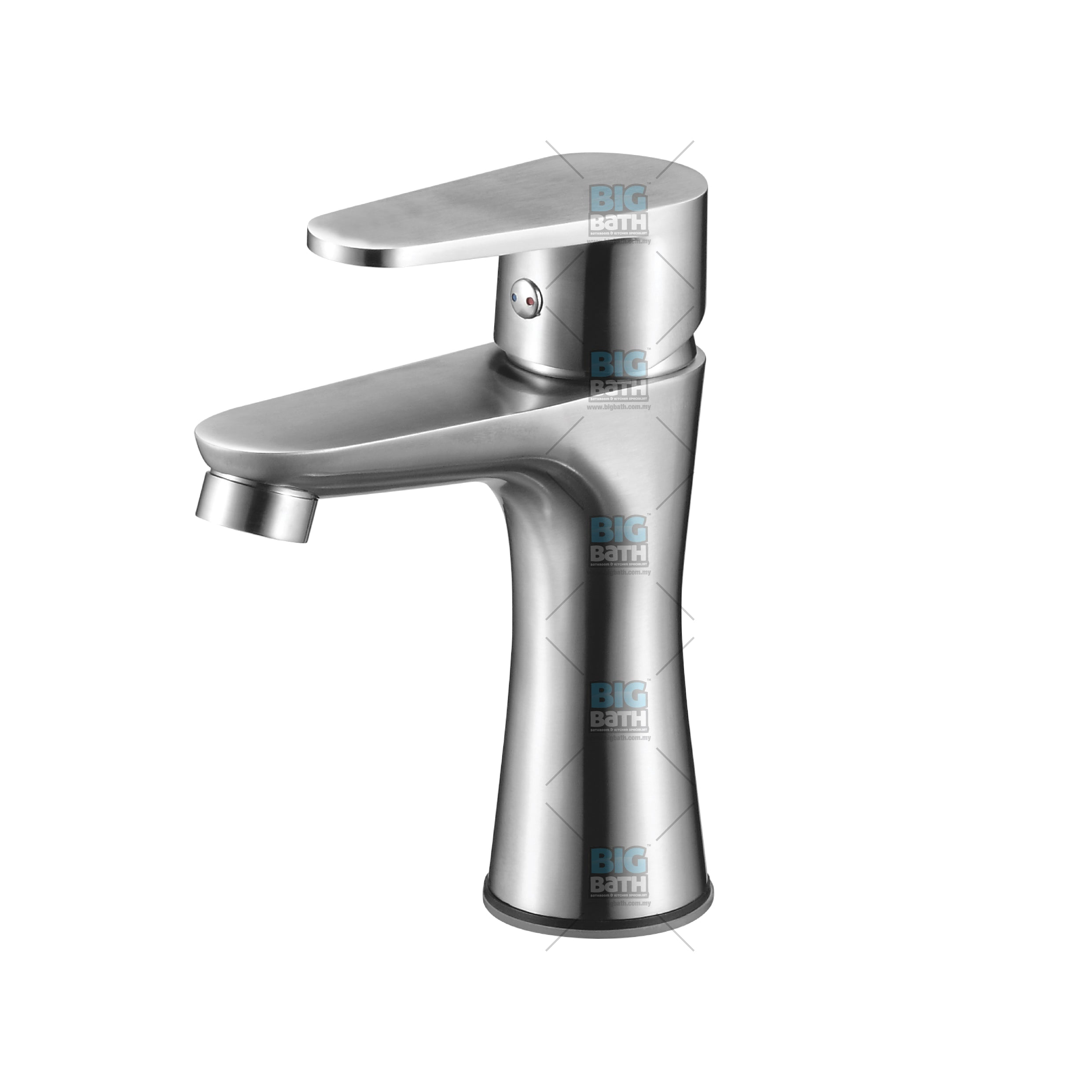 SUS304 Stainless Steel Wash Basin Mixer (4857956270125)