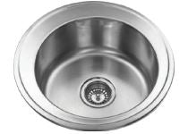 Stainless Steel Sink (4809532637229)