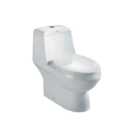 WC Complete Set (S-250mm) - White (4809770106925)