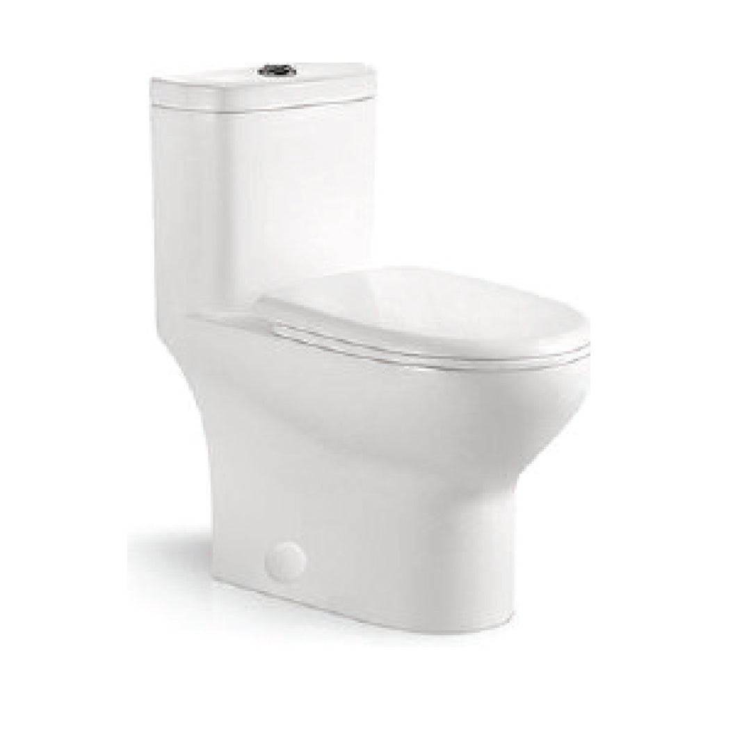 ACME WC Complete Set (S-220mm) - White (4809777676333)