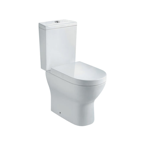 LUMIO WC Complete Set (P-180mm) - White