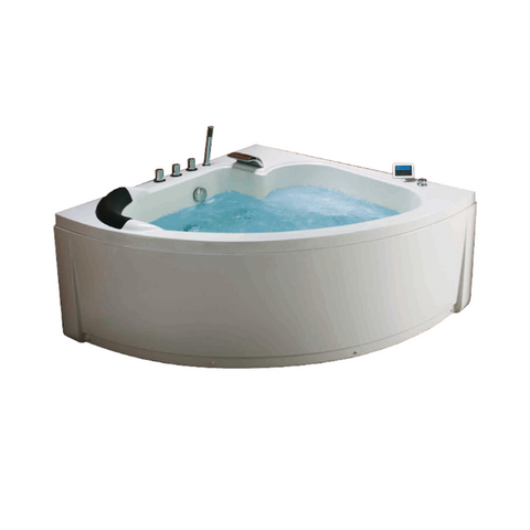 Corner Massage Bath Tub