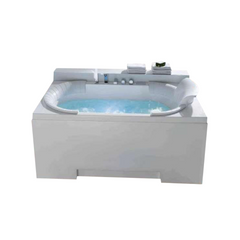 Massage Bath Tub c/w Apron