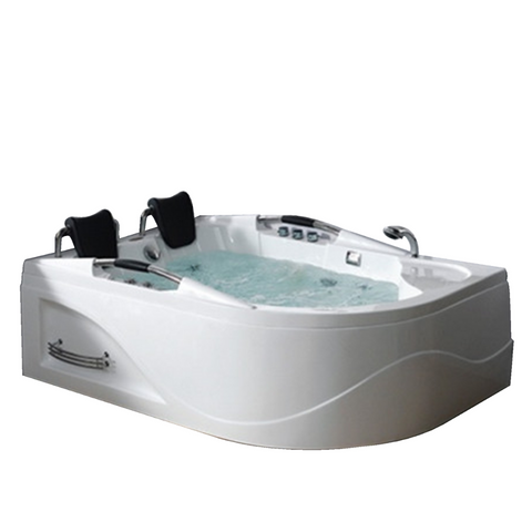 Two Seater Massage Bathtub - Left