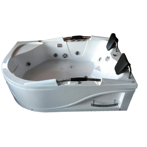 Two Seater Masage Bathtub - Right