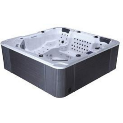 7 Seater Outdoor FreeStanding Massage Bathtub
