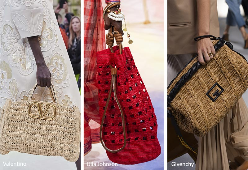 Handbag Trends Of Spring/Summer 2021