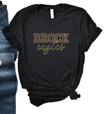Load image into Gallery viewer, Youth/Toddler Girl's Brock Eagles Tee