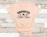 Load image into Gallery viewer, Ringmaster -Boyfriend Shirt