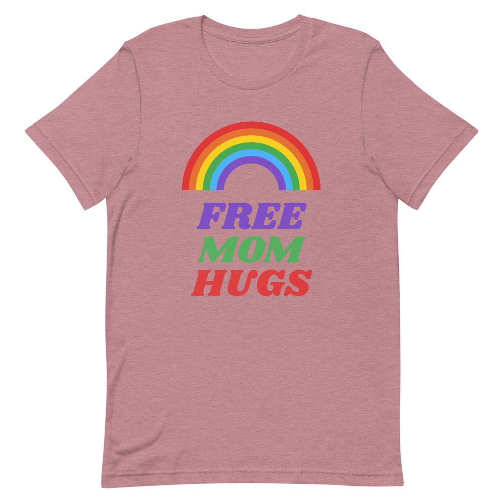 Free Mom Hugs - Boyfriend Shirt