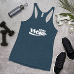 Load image into Gallery viewer, Stay Woke - Women's Racerback Tank
