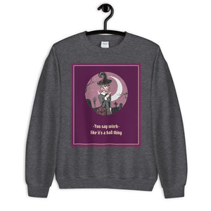 Witchy Sweatshirt