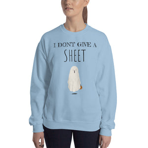 I Don't Give a Sheet - Sweatshirt