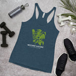 Load image into Gallery viewer, Mother Nature is my Homegirl - Racerback Tank