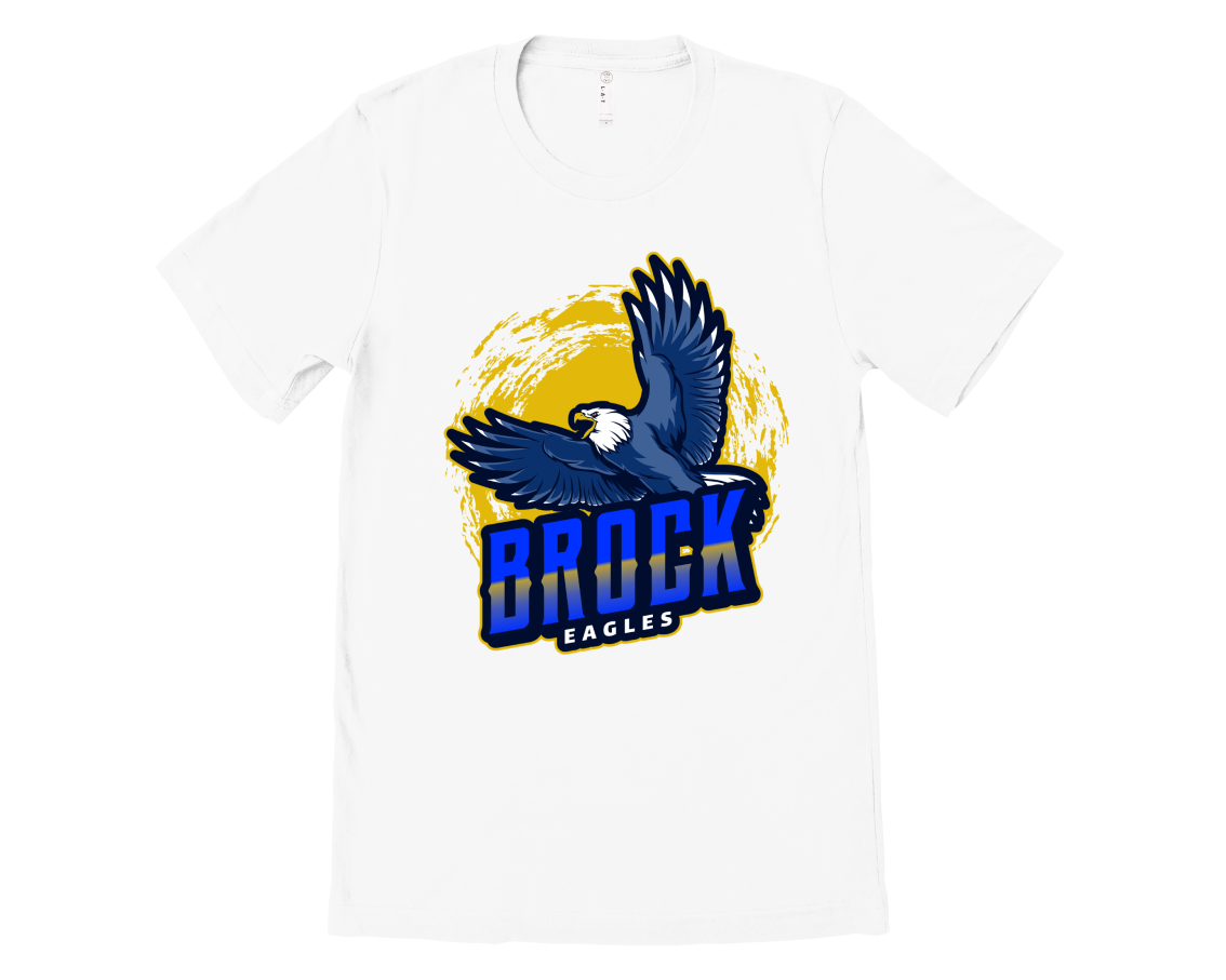 Youth/Toddler Boy's Flying Eagle Tee