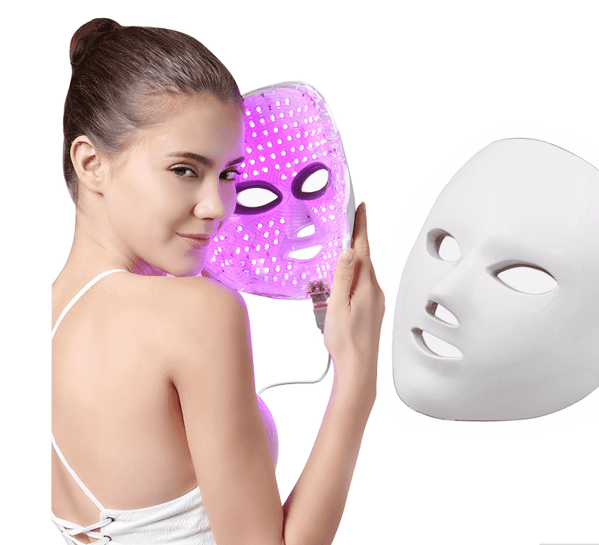 Led Facial beauty instrument