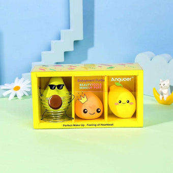 Fruit Beauty Egg Set