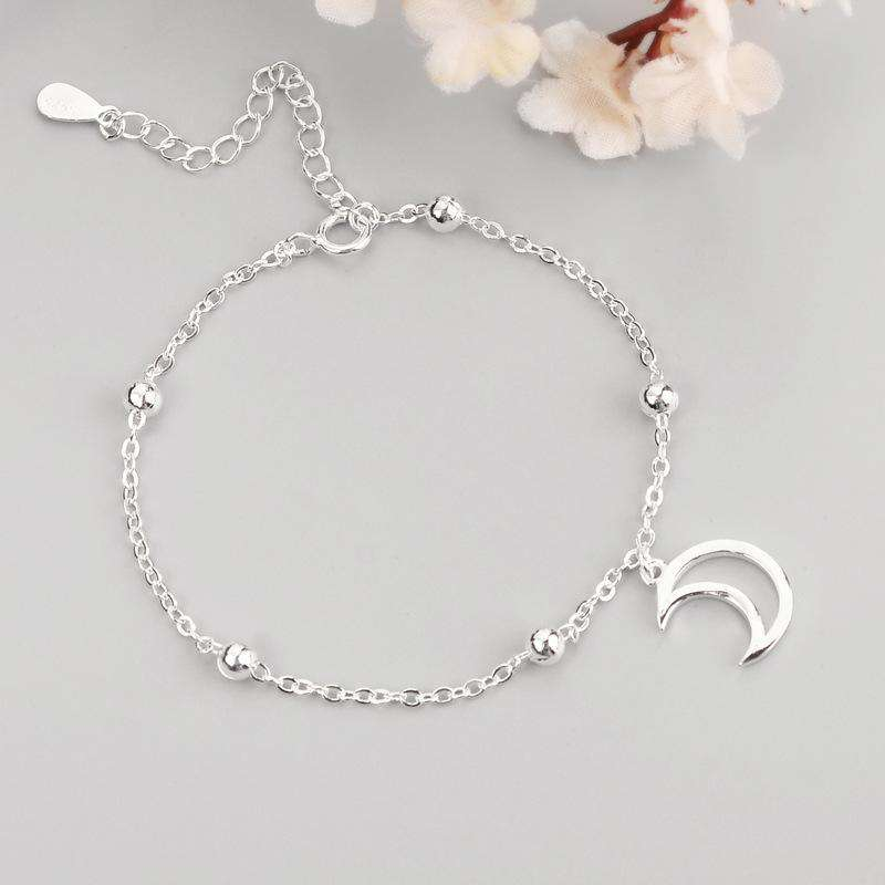 Fashion Moon Small Ball Bracelet