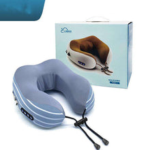Massage U-Shaped Pillow Multi-Function Shoulder and Cervical Vertebra Electric Outdoor Portable Car Health Care