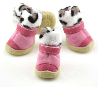 Pet dog shoes