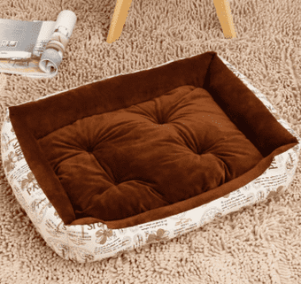 Kennel pet supplies in the large dog pet nest Golden Retriever dog bed