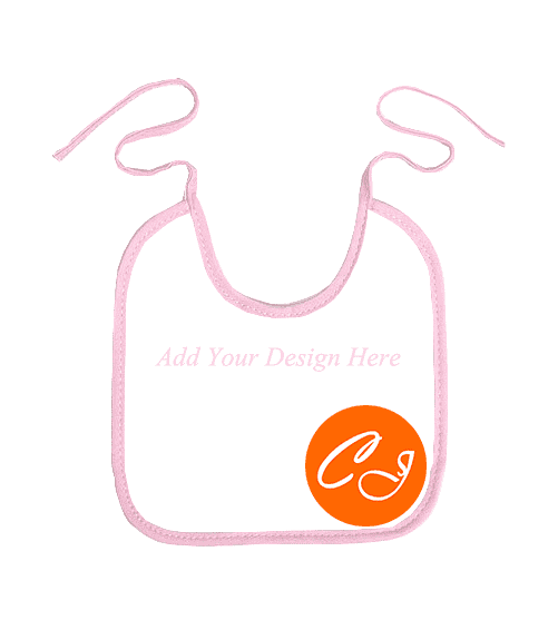 Customized Cotton Baby Bibs