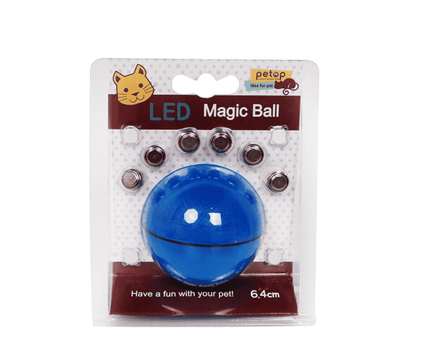 LED Laser Electronic Rolling Pet Funny Cat Toy Ball