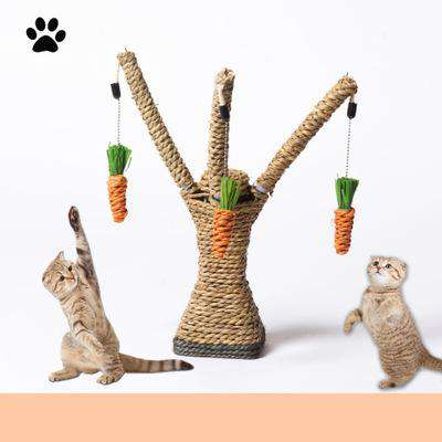 Theclimbing frame sisal rope scratchingtoytoys, sisal grinding claws scratching