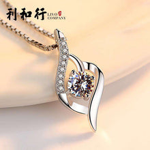 Silver Necklace Pendant fashion necklace