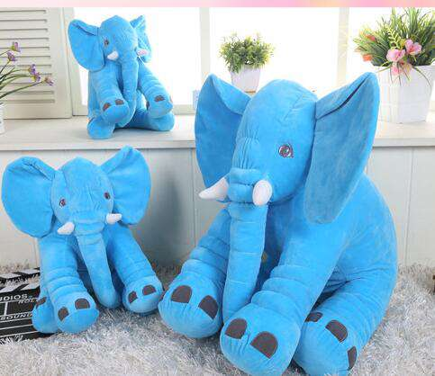Cute Baby Elephant Pillow For Your Beloved Baby