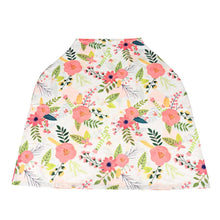 Breastfeeding Baby Nursing Cover Infant Stroller Car Seat Scarf Canopy Blankets