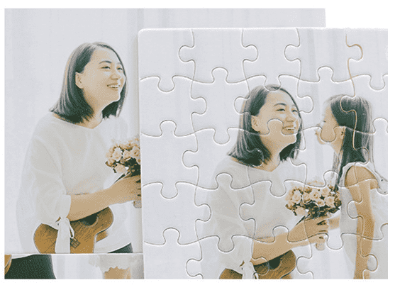 Personalized DIY Jigsaw Puzzle Wooden 2mm