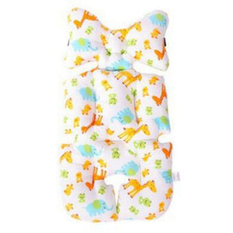 Cotton Baby Stroller Pram Pushchair Liner Cover Mat Car Seat Chair Cushion