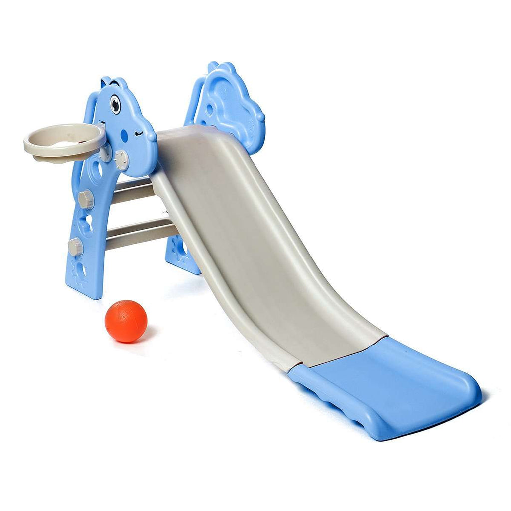 Baby Children Kid Long Slide Play Climber Household Indoor/Outdoor Playground Kids Toys