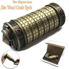 toys Metal Cryptex locks